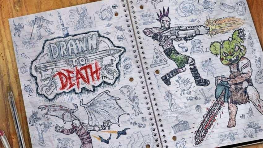 DrawnToDeath