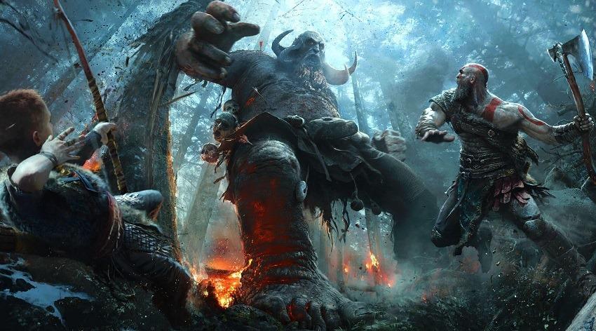 God of War release date revealed in new trailer