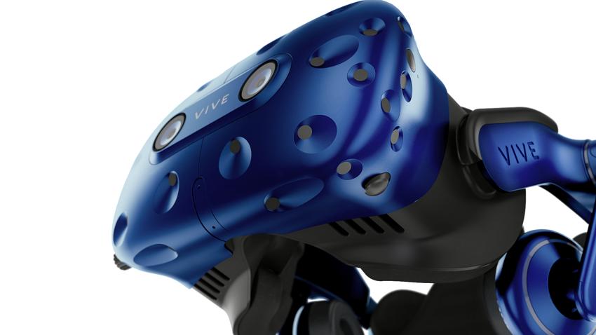 HTC Vive Pro revealed