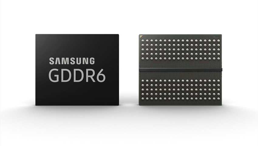 Samsung-16Gb-GDDR6-Memory
