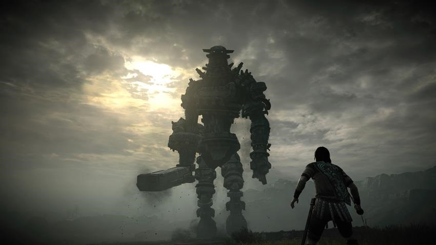 Shadow of the Colossus Review 4