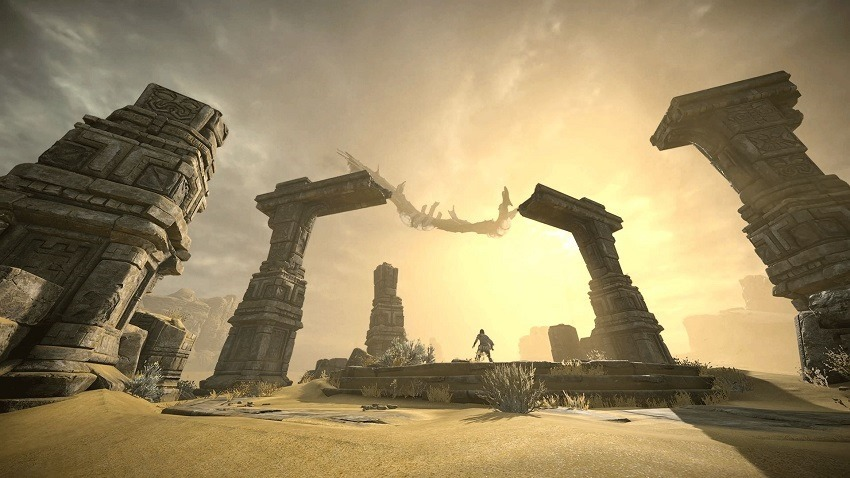Shadow of the Colossus is a second chance for Bluepoint Games