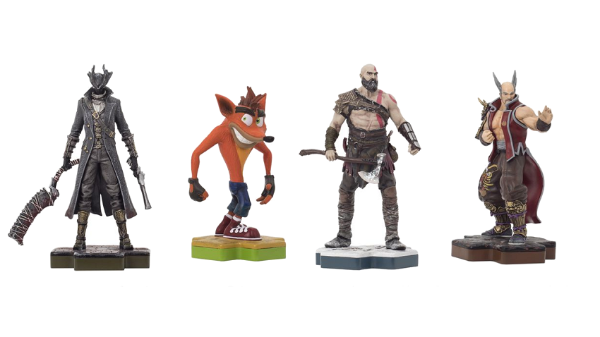 Sony reveals Totaku figurines