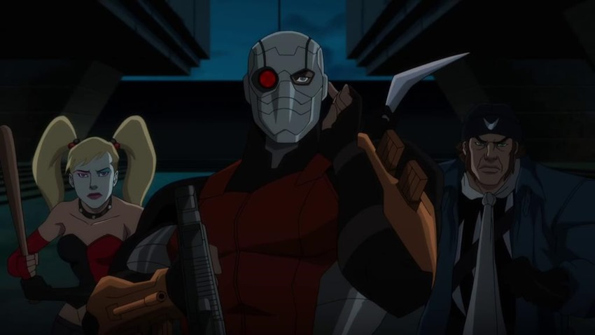 Suicide Squad Hell to Pay (1)
