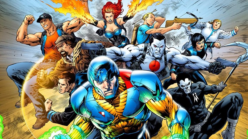 Valiant Comics (1)