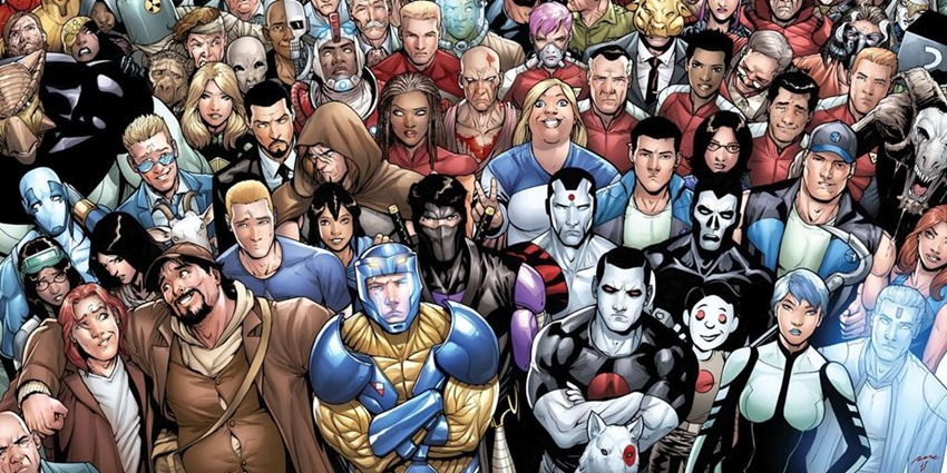 Valiant Comics (2)