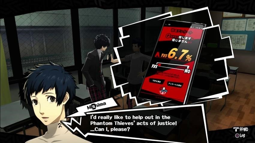 What the smartphone era has done to Persona 5