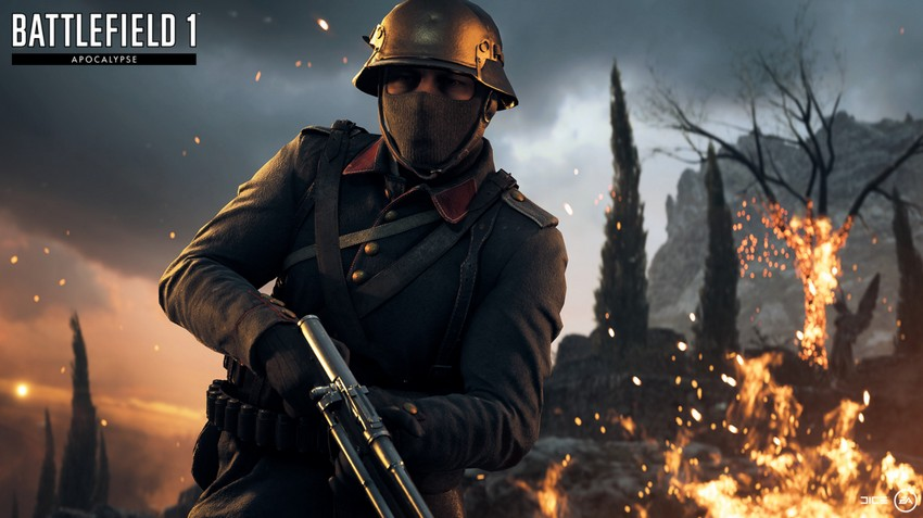 Battlefield 1's latest DLC is causing some apocalyptic
