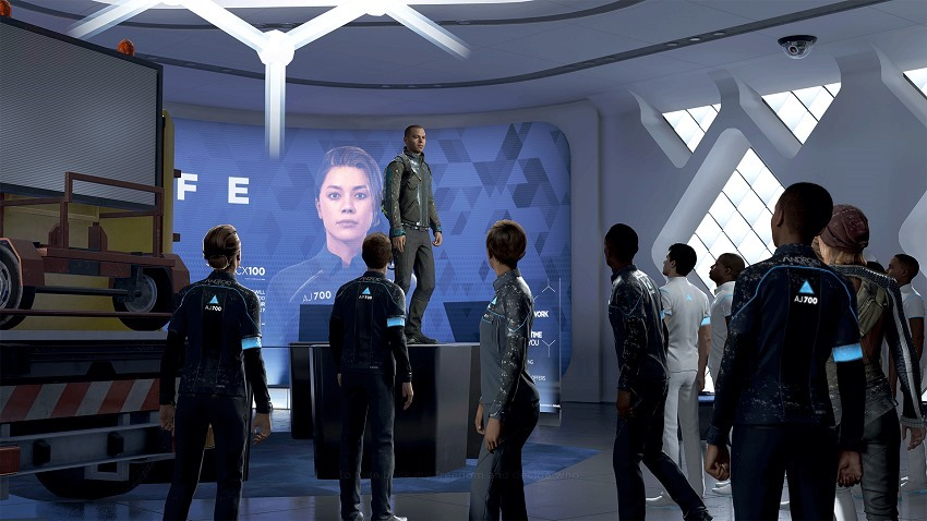 Detroit developers Quantic Dream fire back on allegations of toxicity 2
