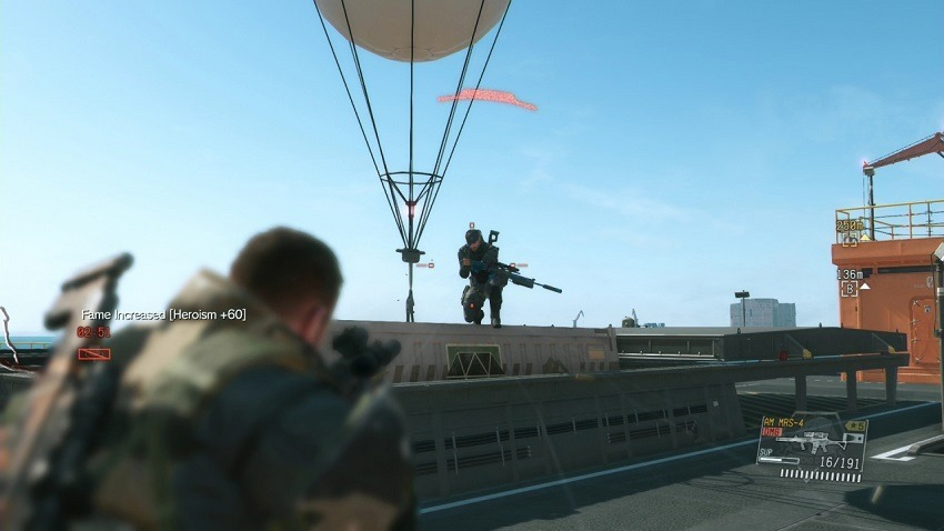 MGS V Nuclear Disarmament was an accident