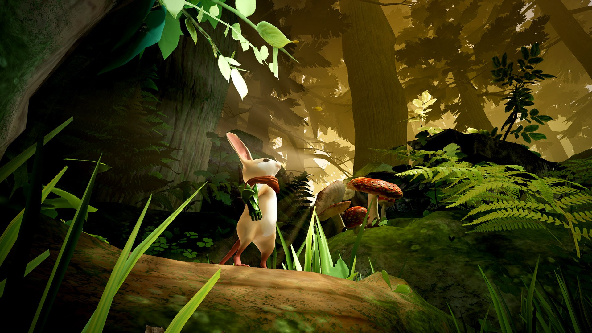 Moss Review – Adorable adventuring and plucky platforming