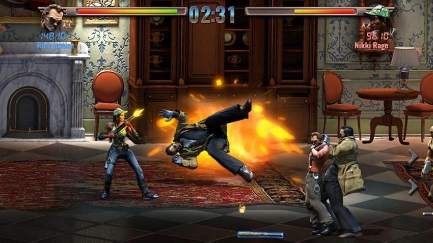 Raging Justice (3)
