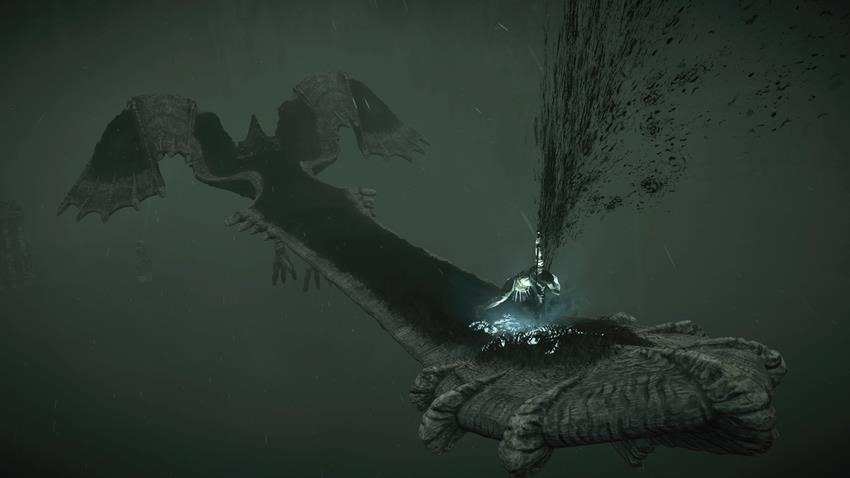 Shadow of the Colossus reminds us that climbing should be purposeful 2