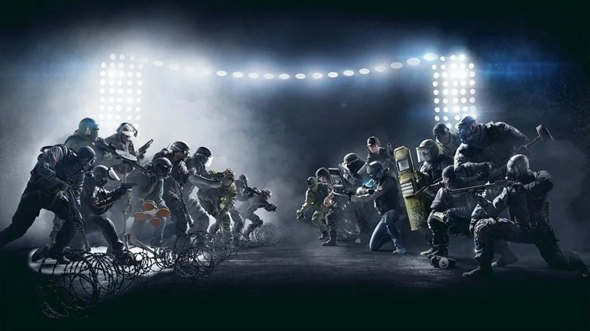 Rainbow Six Siege is getting South African servers