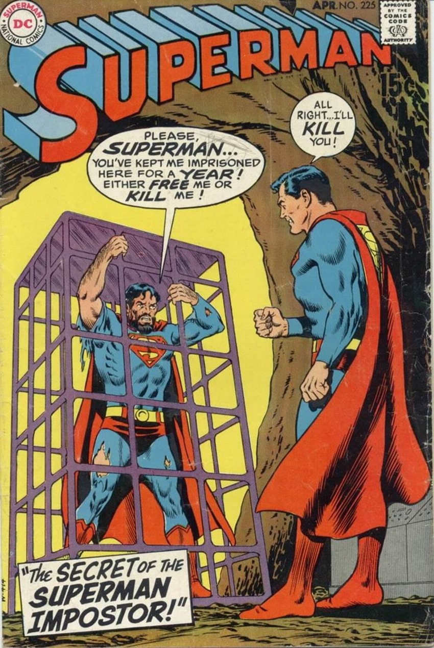 Superman comics (12)