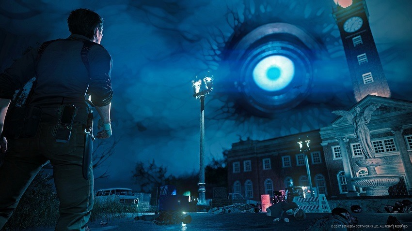 The Evil Within 2 gets first person mode