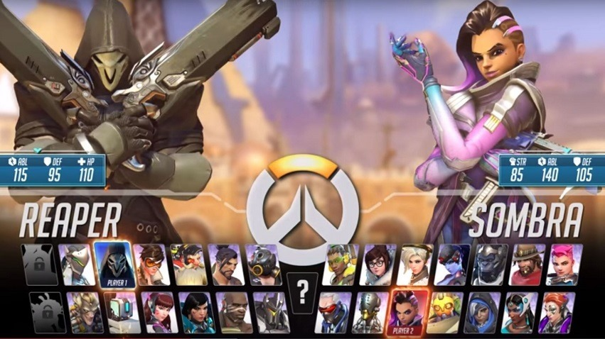 What if Overwatch was a fighting game 2