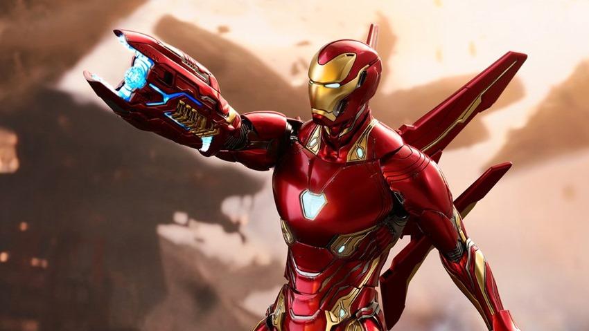 Iron Man Mark 50 1