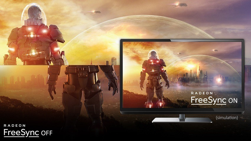 AMD FreeSync support coming to Xbox One