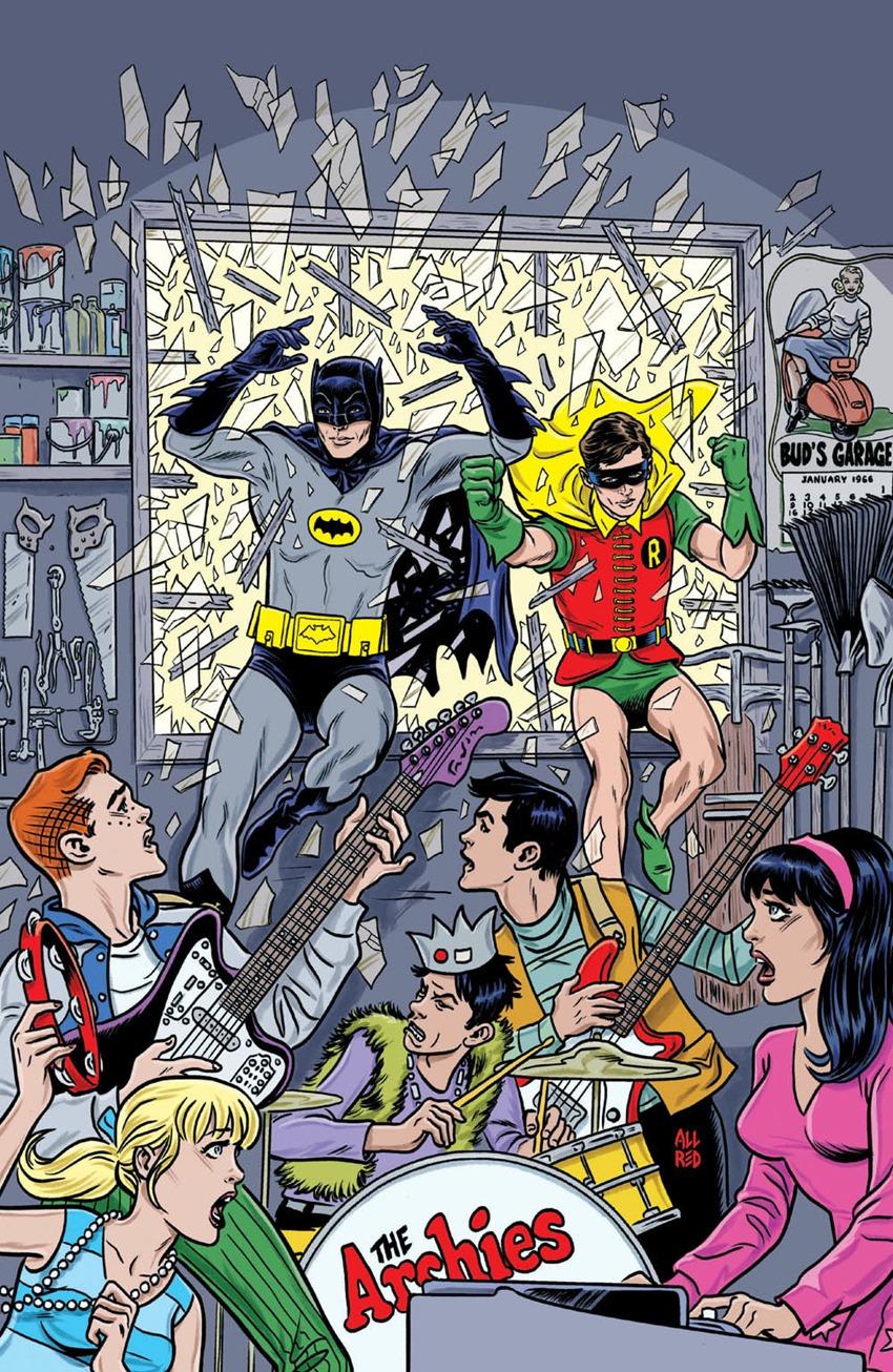 Archie Batman (1)