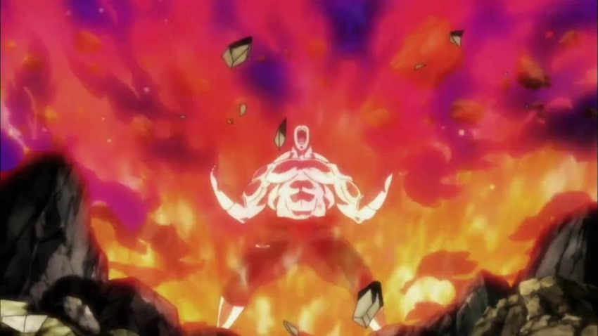 Dragon Ball Super Goku vs Jiren (1)