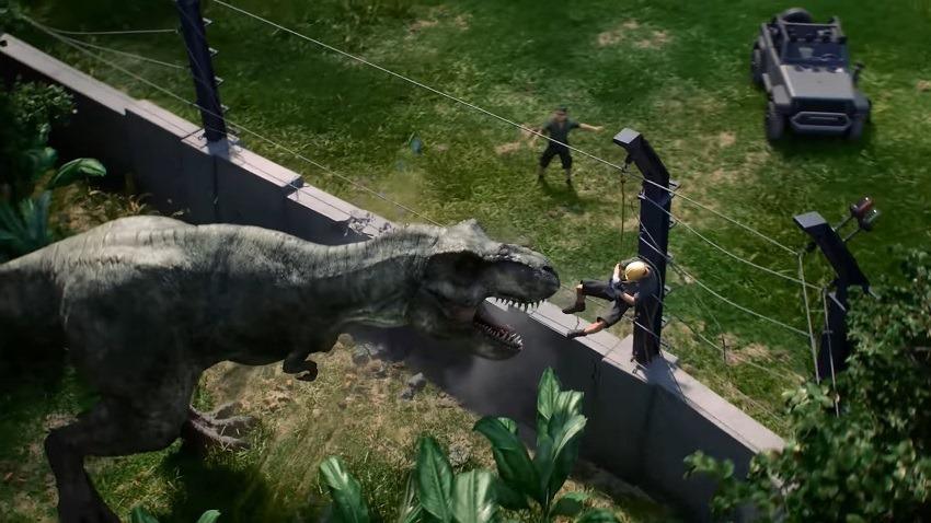 Jeff Goldblum joins Jurassic Park Evolution 2
