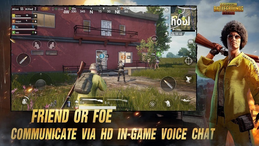 PUBG launches on iOS and Android in the west 2