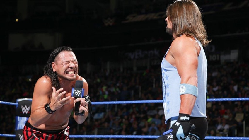 Smackdown LIVE March 27 (2)