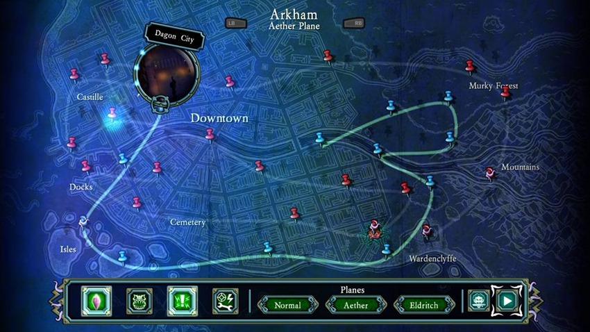 Tesla vs Lovecraft (2)