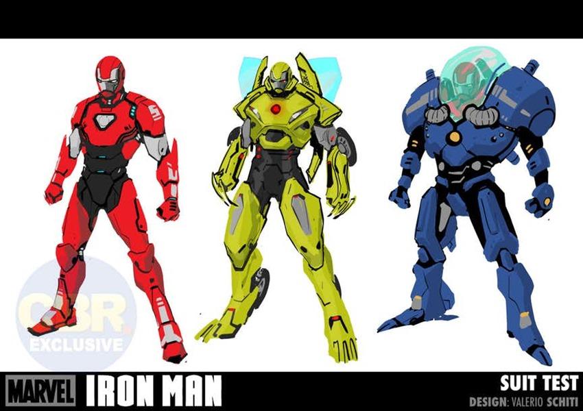 Tony Stark Iron Man (3)