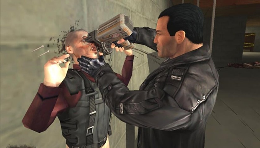 Violent games (2)