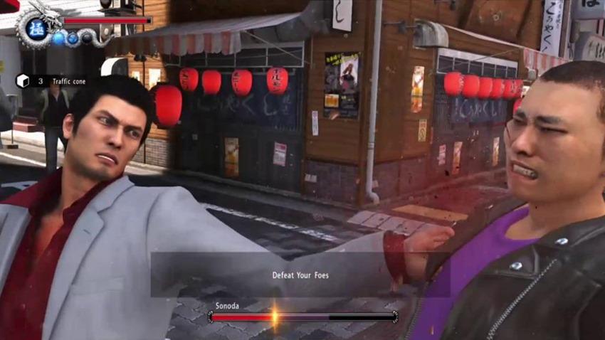 Yakuza 6 (6)