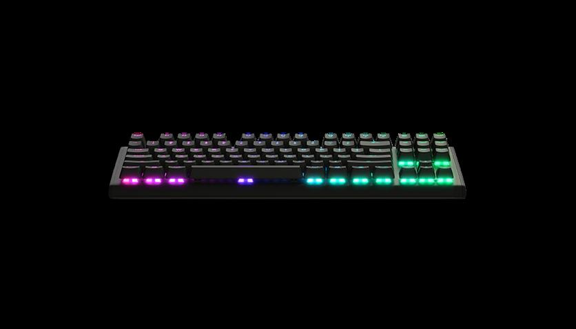 Steelseries Apex M750 TKL Tenkeyless keyboard review - Critical Hit