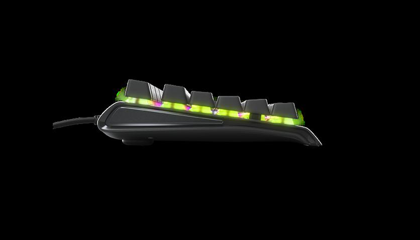 Steelseries Apex M750 TKL Tenkeyless keyboard review