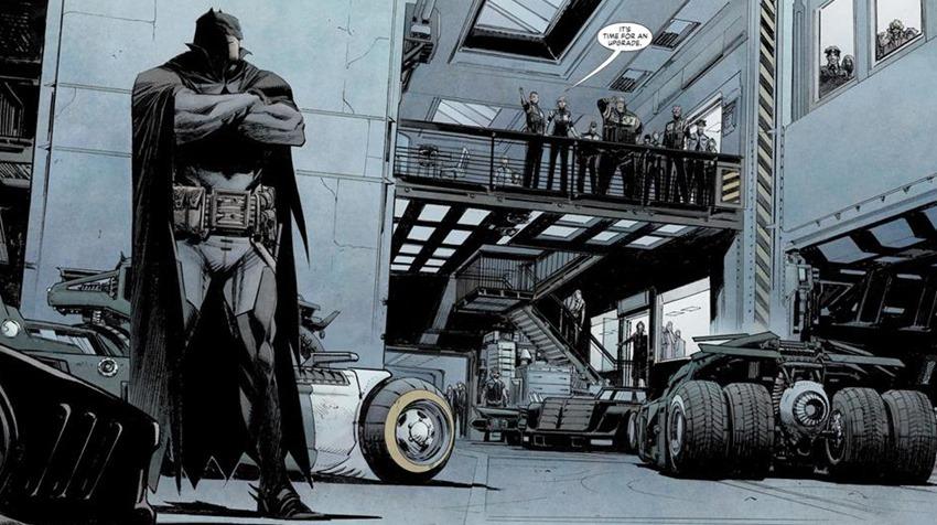 Batman White Knight (7)