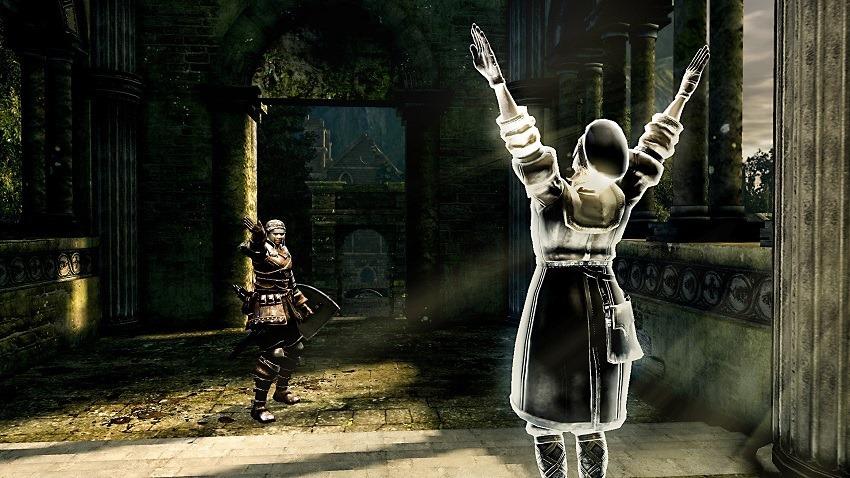 First look at Dark Souls running on handhel nintendo switch 2