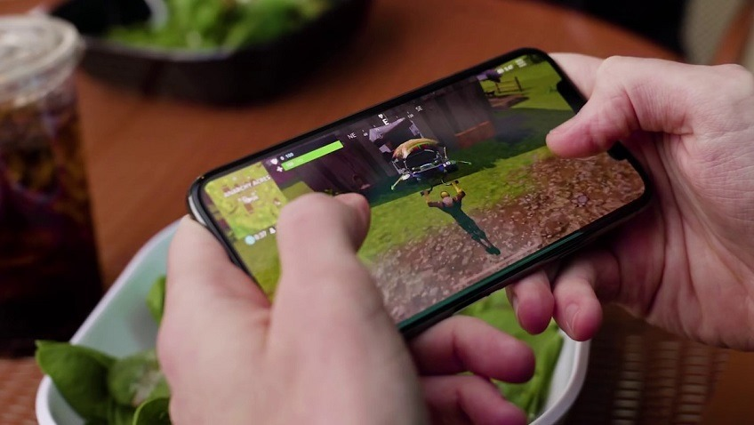 Fortnite now live for everyone on iOS