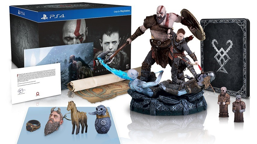 God of War Collector's Edition holds a secret 2