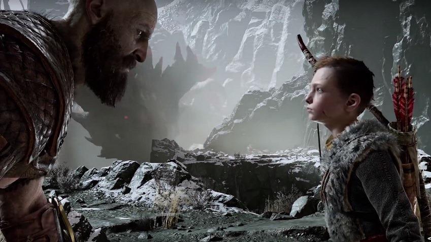 God of War nearly cut Atreus entirely 2