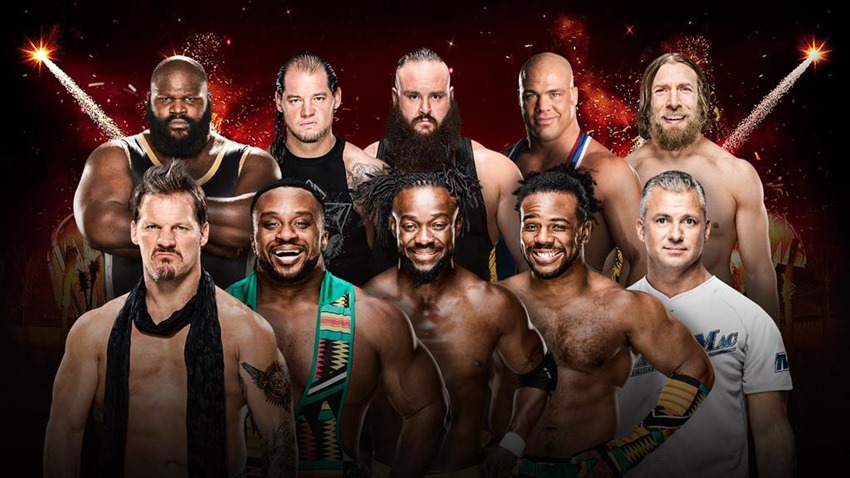 Greatest Royal Rumble (4)