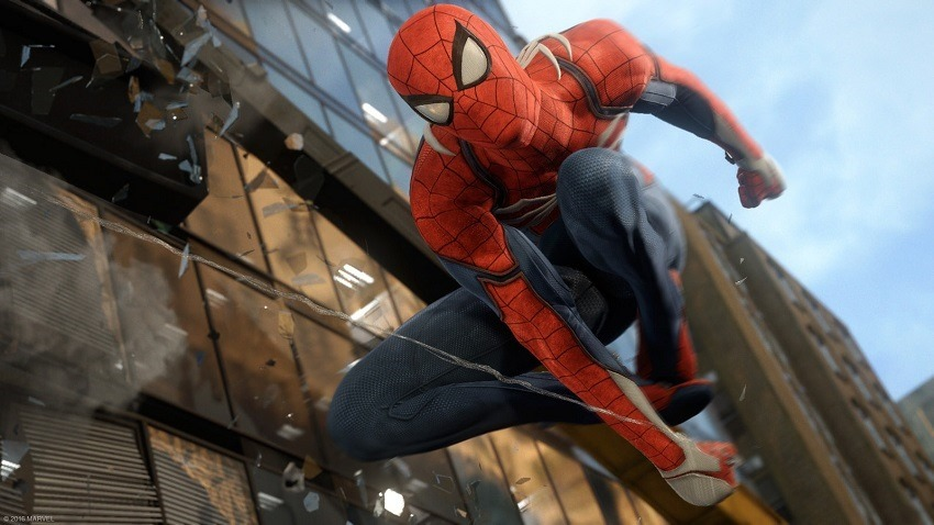 Spider-Man PS4 detailed in new massive interview 2