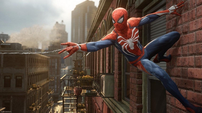 Spider-Man PS4 detailed in new massive interview