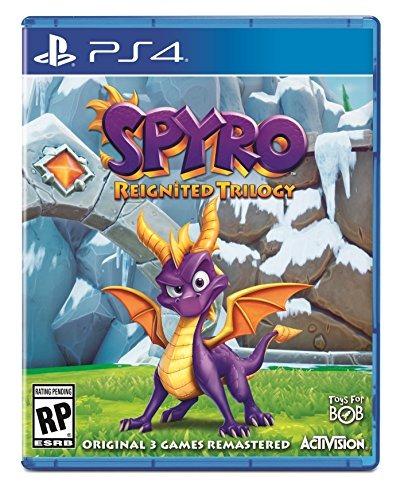 Spyro cover