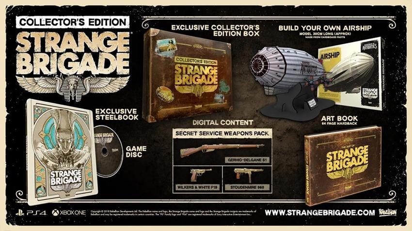 Strange Brigade CE