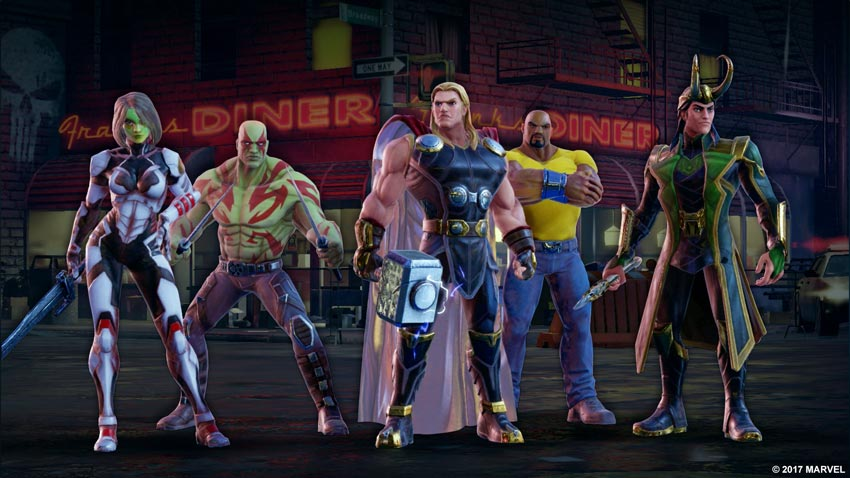 Fans aren't happy with Marvel STRIKE Force's blatantly