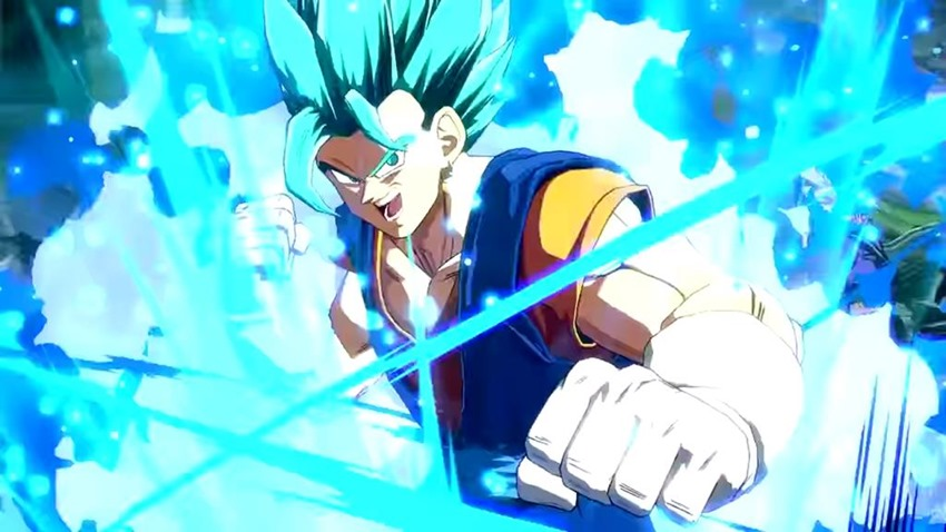 Vegito Blue Dragon Ball FighterZ (2)