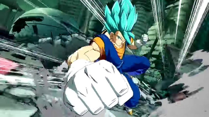 Vegito Blue Dragon Ball FighterZ (4)