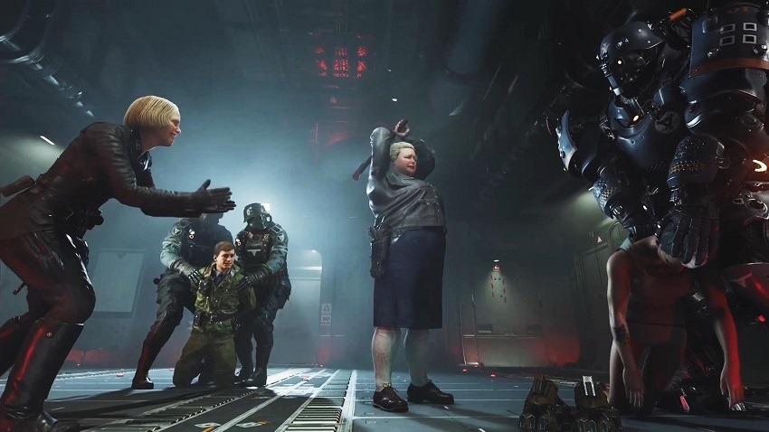 Wolfenstein II heads to Switch in June 2