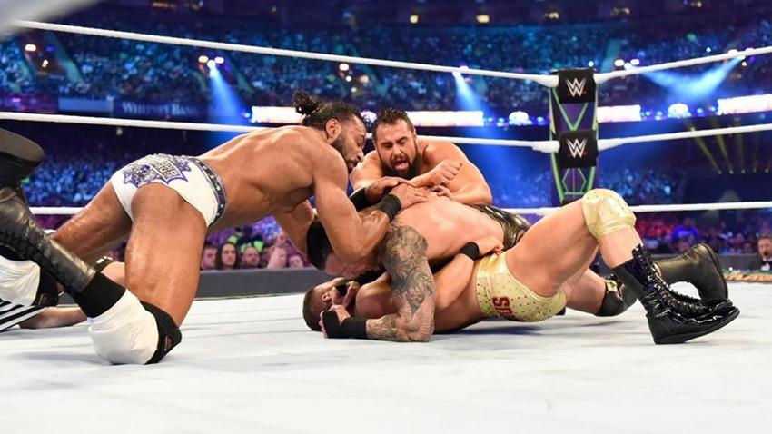Wrestlemania shocks (5)