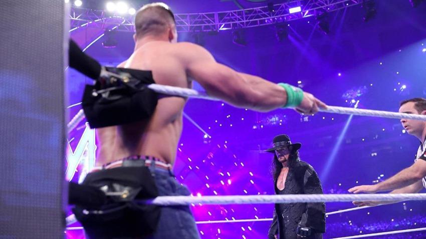 Wrestlemania shocks (7)